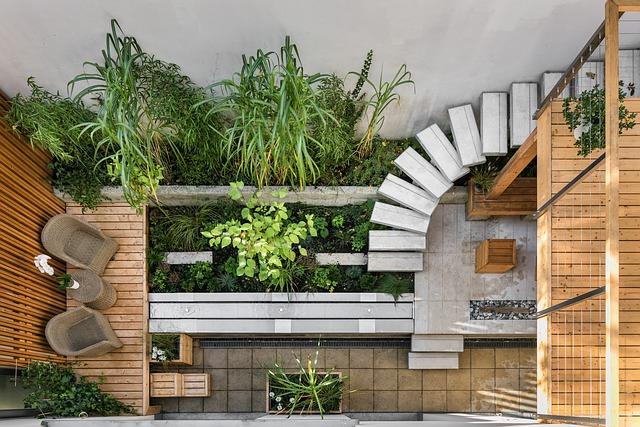 giardino o terrazzo